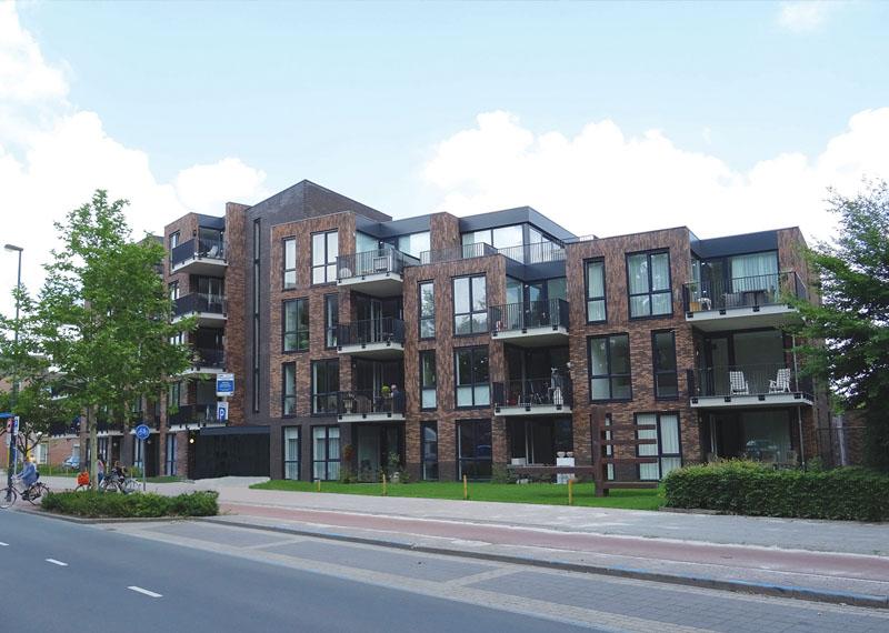 Appartementen Valkeniersstraat Valkenswaard-Wijnsma Kozijnen