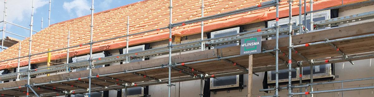 Prefab kunststofkozijnen-nieuwbouw-projectbouw-Wijnsma Kozijnen-3
