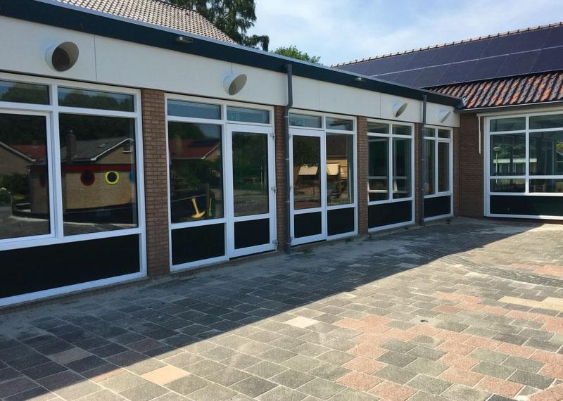 School De Leister Igge Opeinde (Smallingerland)-Wijnsma Kozijnen-1