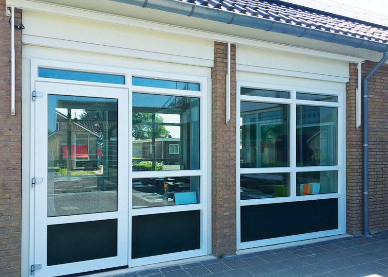 School De Leister Igge Opeinde (Smallingerland)-Wijnsma Kozijnen-2