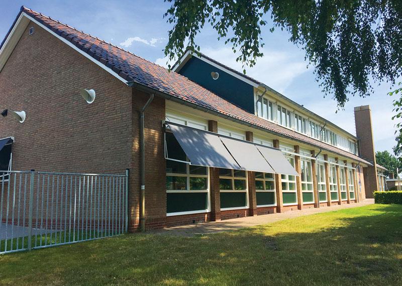 School De Leister Igge Opeinde (Smallingerland)-Wijnsma Kozijnen